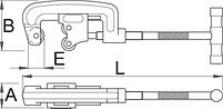 Труборез - 361/6 UNIOR, фото 2