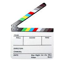 Режиссёрская хлапушка для кино