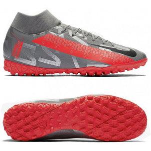 Мужские оригинальные сороконожки Nike Mercurial Superfly 7 Academy TF, фото 2