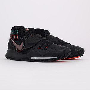 Оригинальные кроссовки Nike Kyrie 6 Triple Black, фото 2