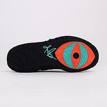 Оригинальные кроссовки Nike Kyrie 6 Triple Black, фото 3