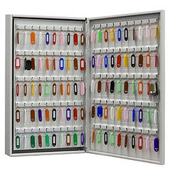 Шкаф металлический для ключей Кл300М без брелков