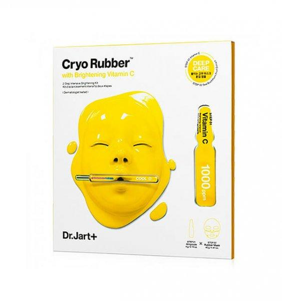 Dr.Jart+ Моделирующая маска для выравнивания тона Cryo Rubber With Brightening Vitamin C / 40 мл.