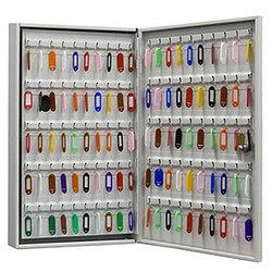 Шкаф металлический для ключей Кл600М без брелков