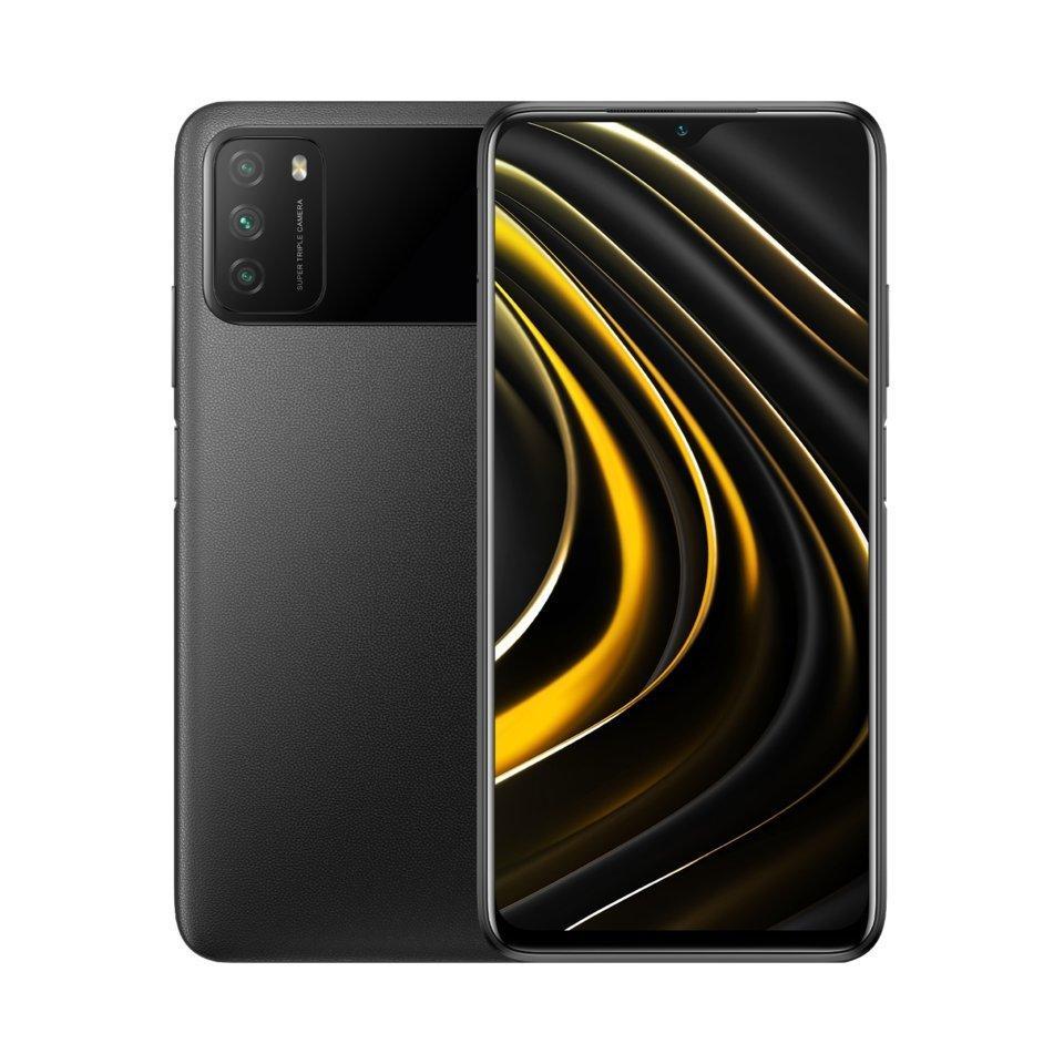 POCO M3 4/64GB Black