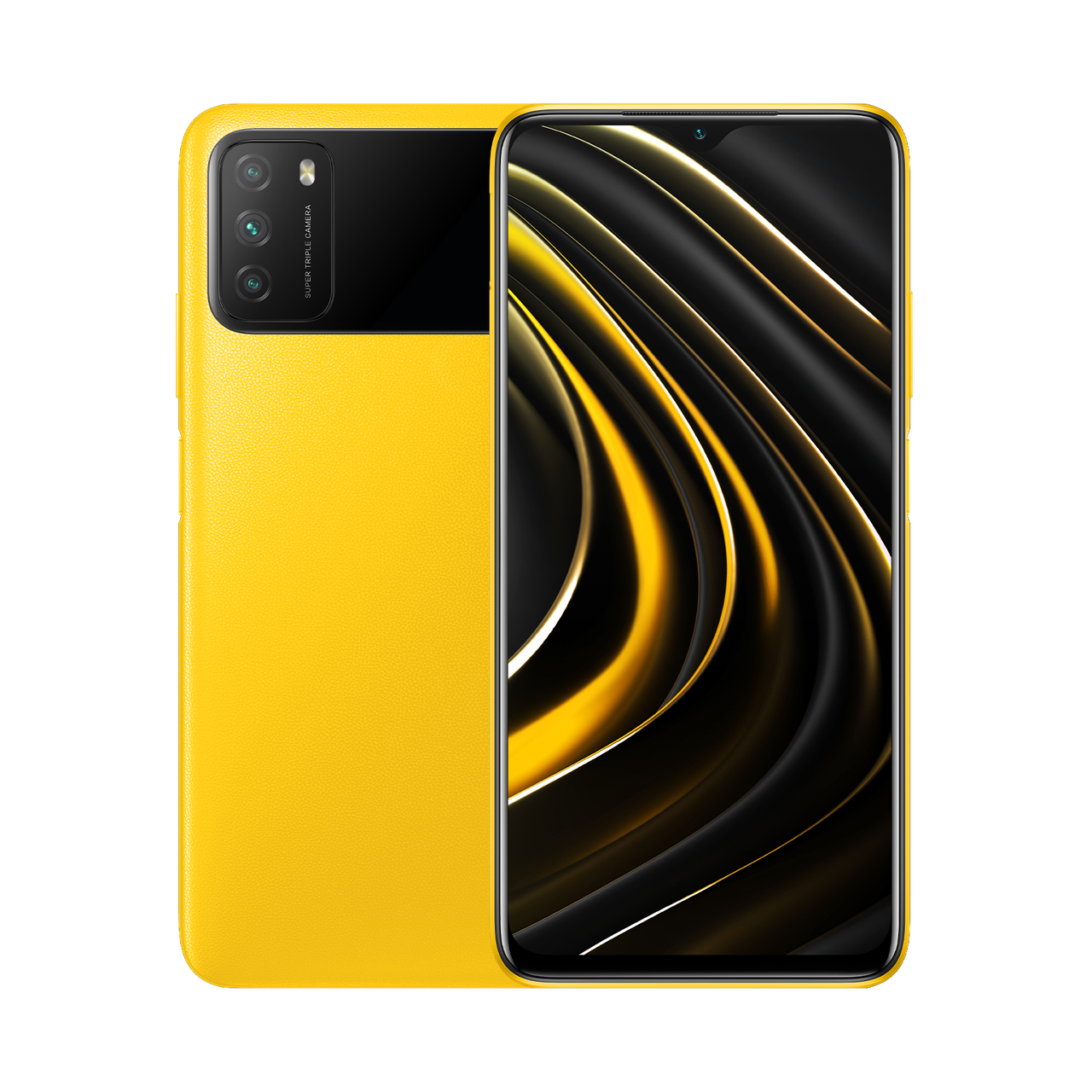 POCO M3 4/128GB Yellow