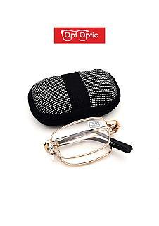 Складные очки для зрения с диоптриями от +0.75 до +4.00