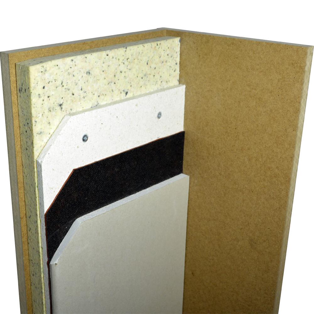 Бескаркасная звукоизоляция стен БК-Стандарт - фото 5