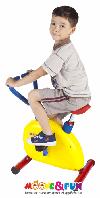 """Тренажер детский механический """"Велотренажер"""" с компьютером (SH-02C)"""