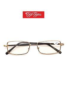 Готовые очки Фотохромные коричневые с диоптриями от +1.00 до +4.00