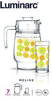 Графин со стаканами Luminarc Meline (7 предметов)
