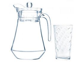 Графин со стаканами Arcopal Dome (7 предметов)