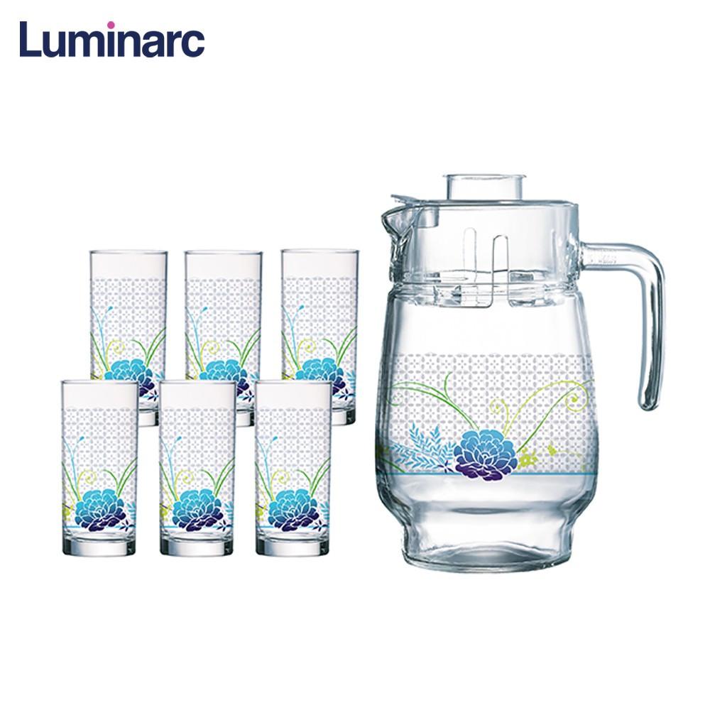 Графин со стаканами Luminarc Daliane (7 предметов)