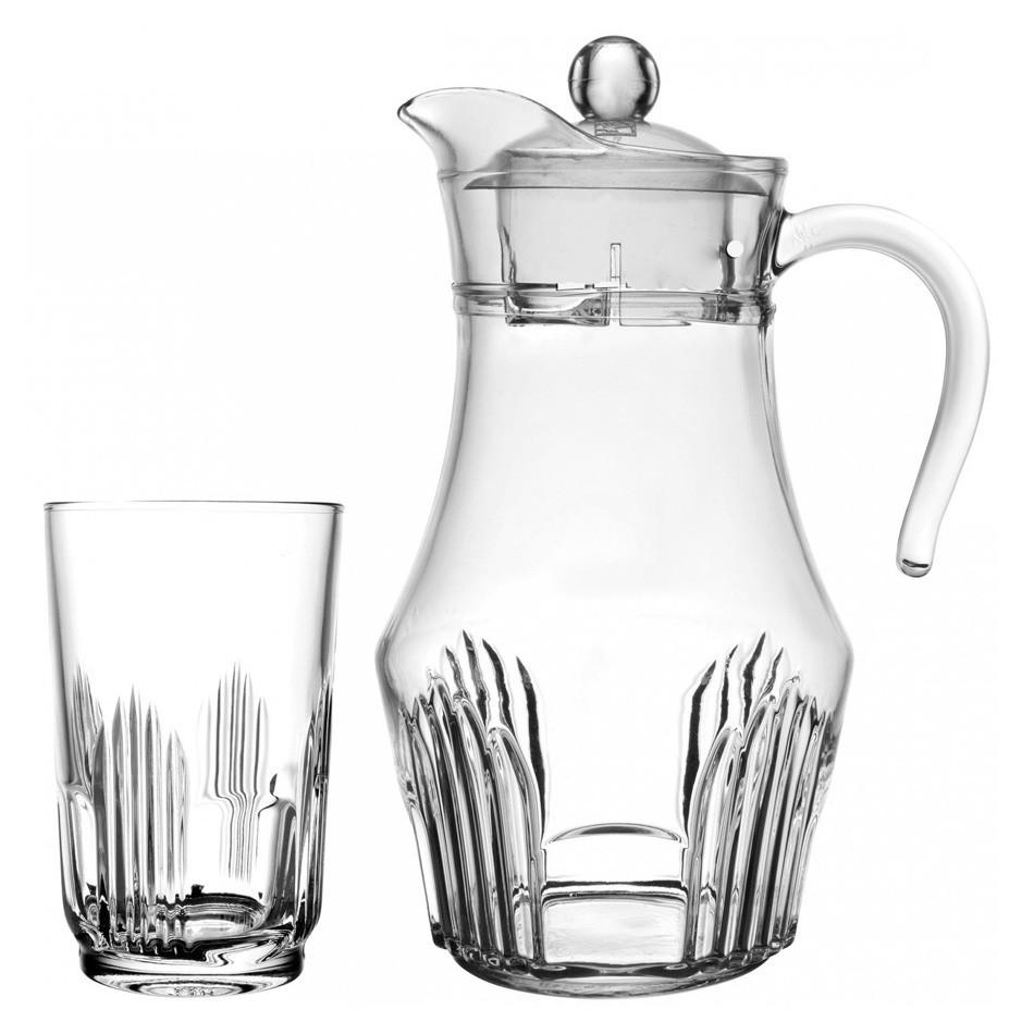 Графин со стаканами Arcopal Orient (7 предметов)