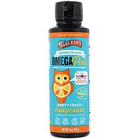 Barlean's, Seriously Delicious Omega Pals(Рыбий жир) (227 g) для детей