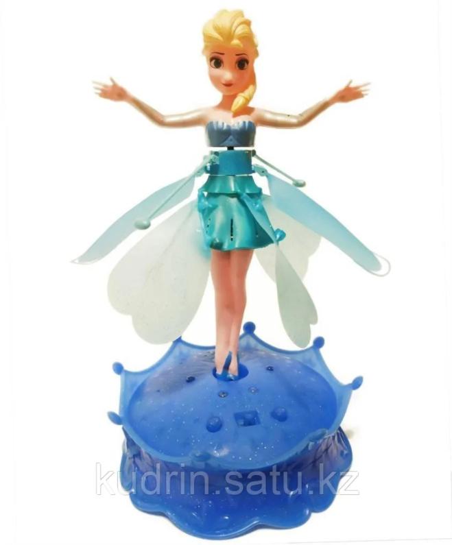 Эльза летающая фея холодное сердце Frozen. Игрушки новые! - фото 3