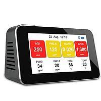 Amtast AMT097 Монитор качества воздуха 8 в 1 AMT097