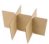 Комплект решеток (1 большая +2 малые) к коробу 250*200*300 (на 6 ячеек) , 30 шт