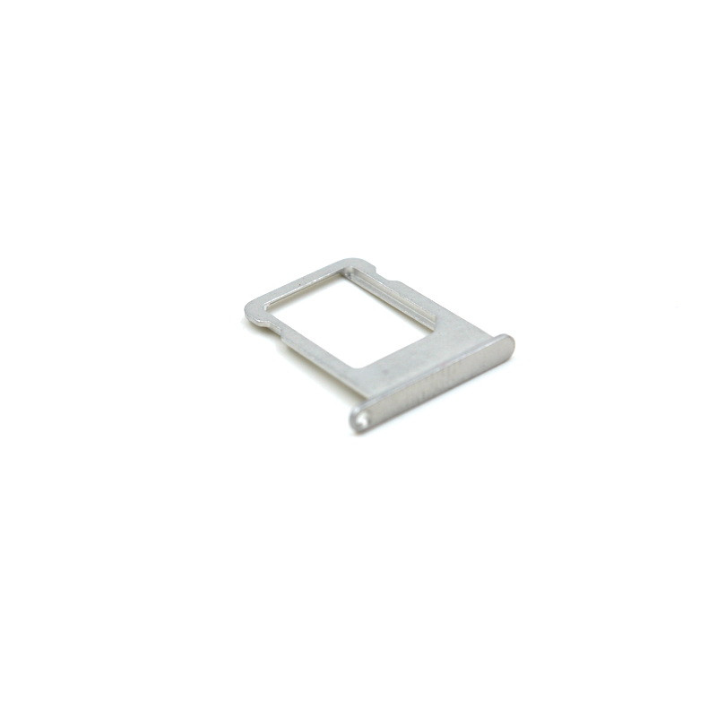 Каретка под Sim карту Apple iPhone 5S/5G White