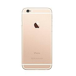 Корпус Apple iPhone 5S дизаин iPhone 6 Gold (66)