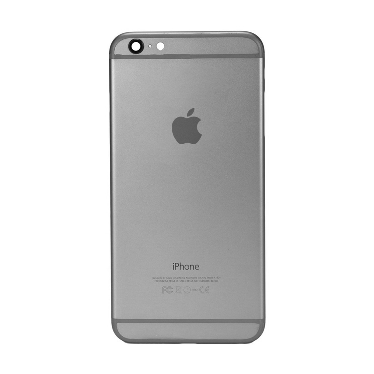Корпус Apple iPhone 6 Plus Gray