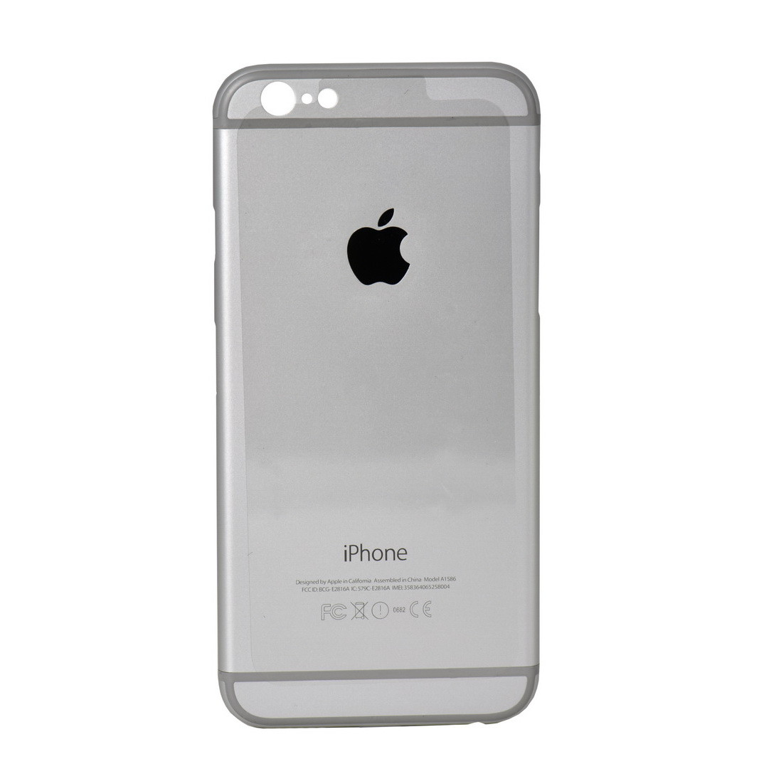 Корпус Apple iPhone 6G Silver (66)