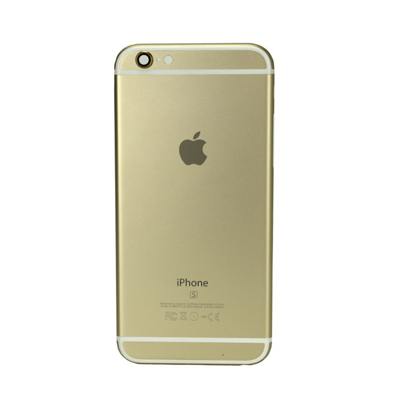 Корпус Apple iPhone 6S Gold Original (66)