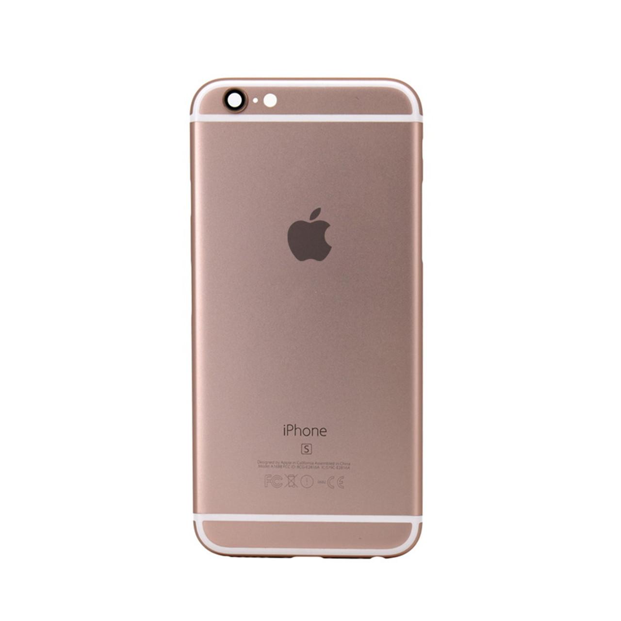Корпус Apple iPhone 6S Rose/Gold (66)