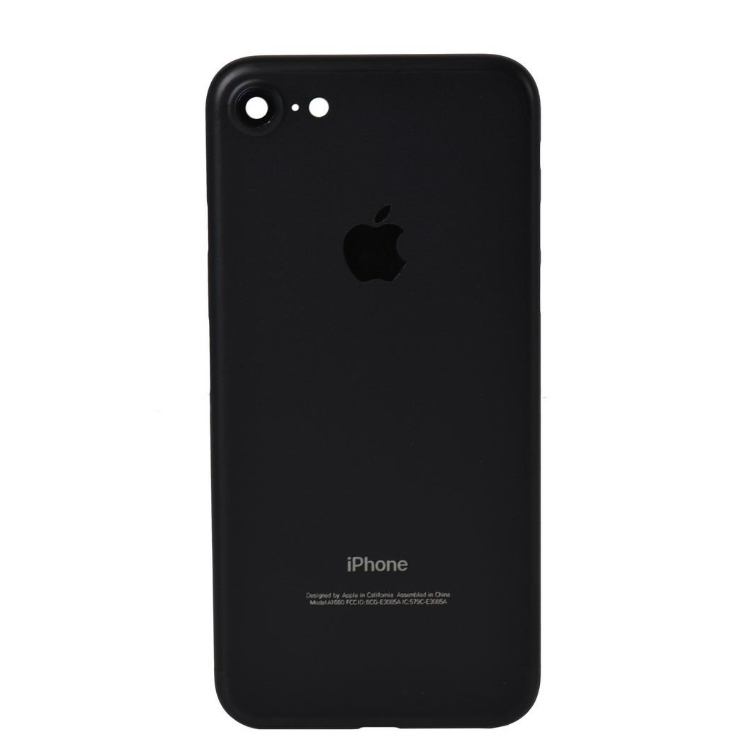 Корпус Apple iPhone 7G Matt Black Original (66)