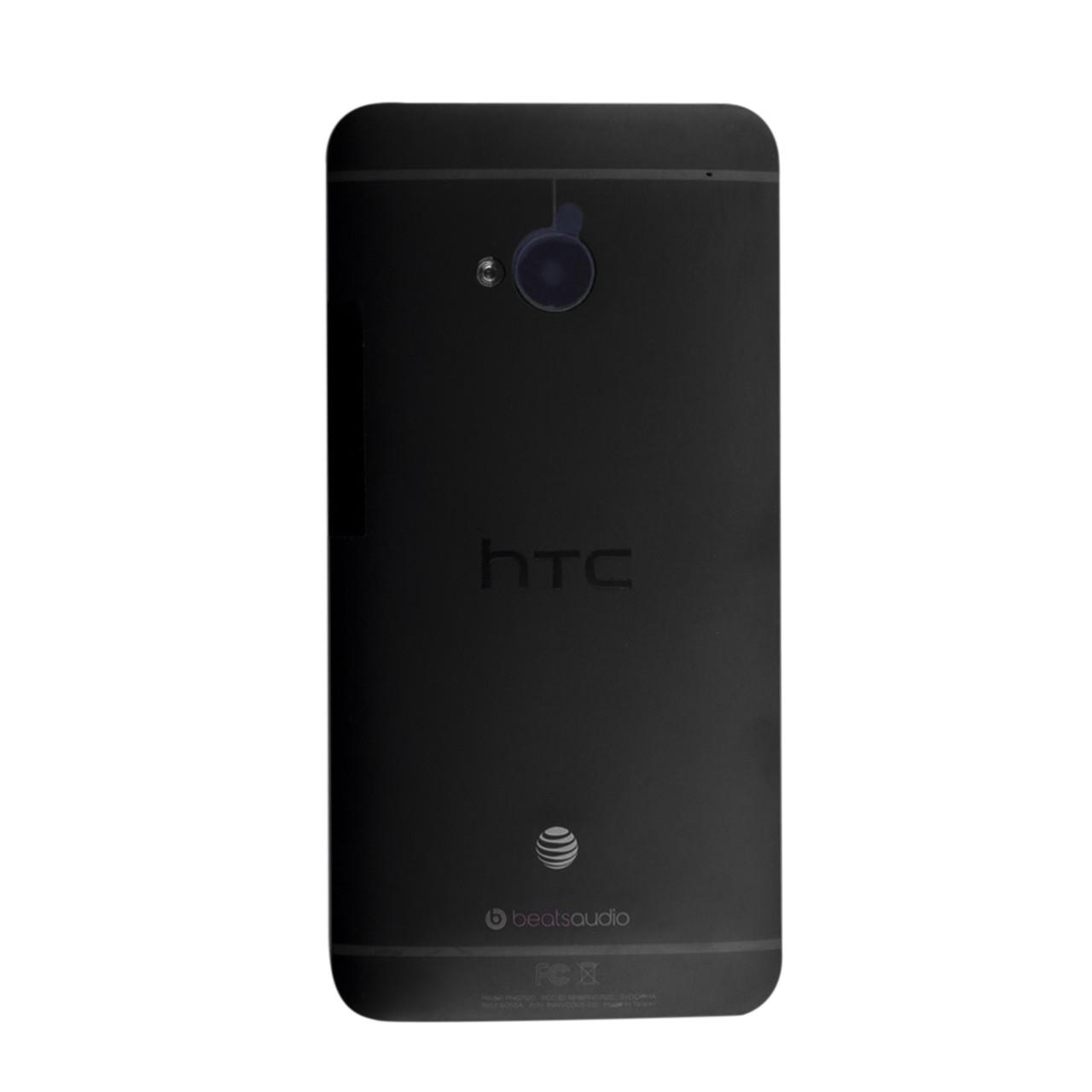 Корпус HTC M7 Black (68)