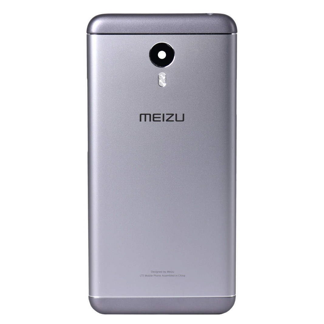 Корпус Meizu M3 Note Gray
