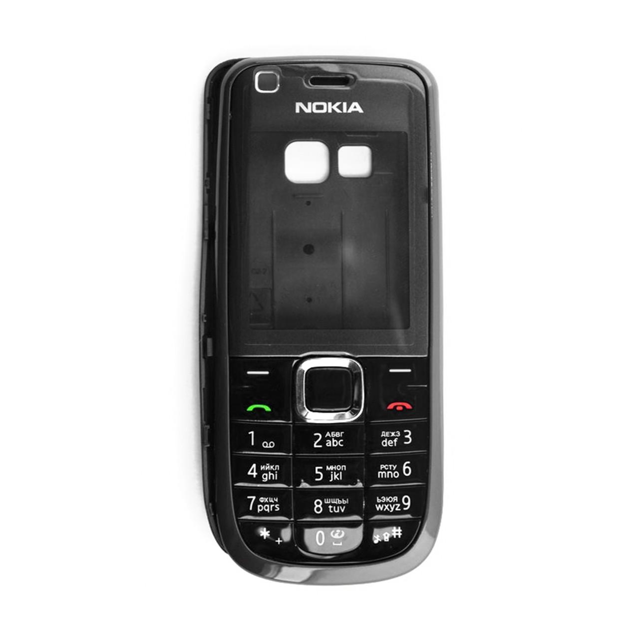 Корпус Nokia 3120C Brown (68)