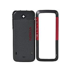 Корпус Nokia 5310, Black/Red (68)