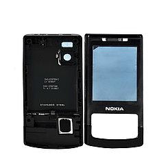 Корпус Nokia 6500SL Black (68)