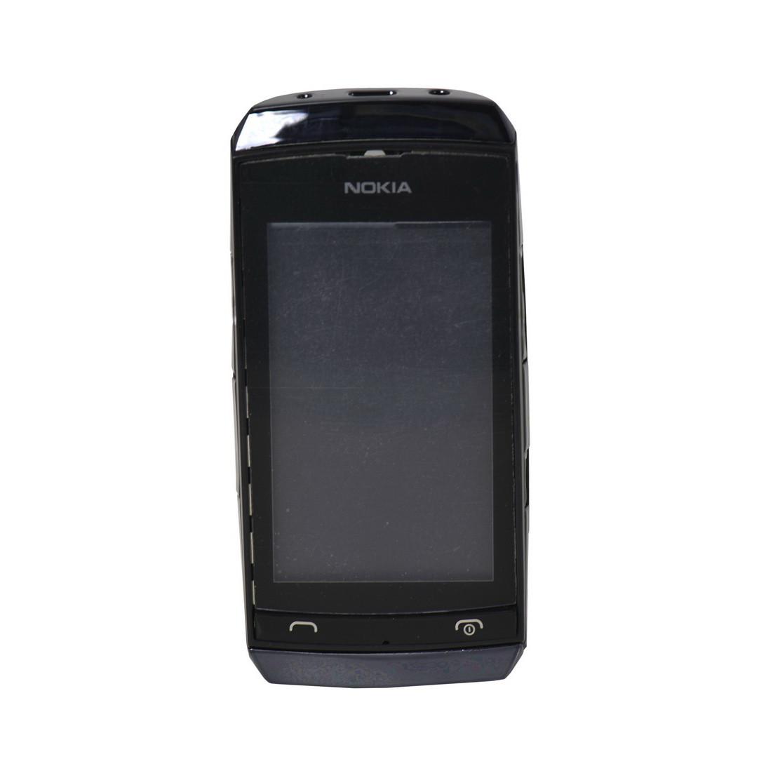 Корпус Nokia N305, Black (68)