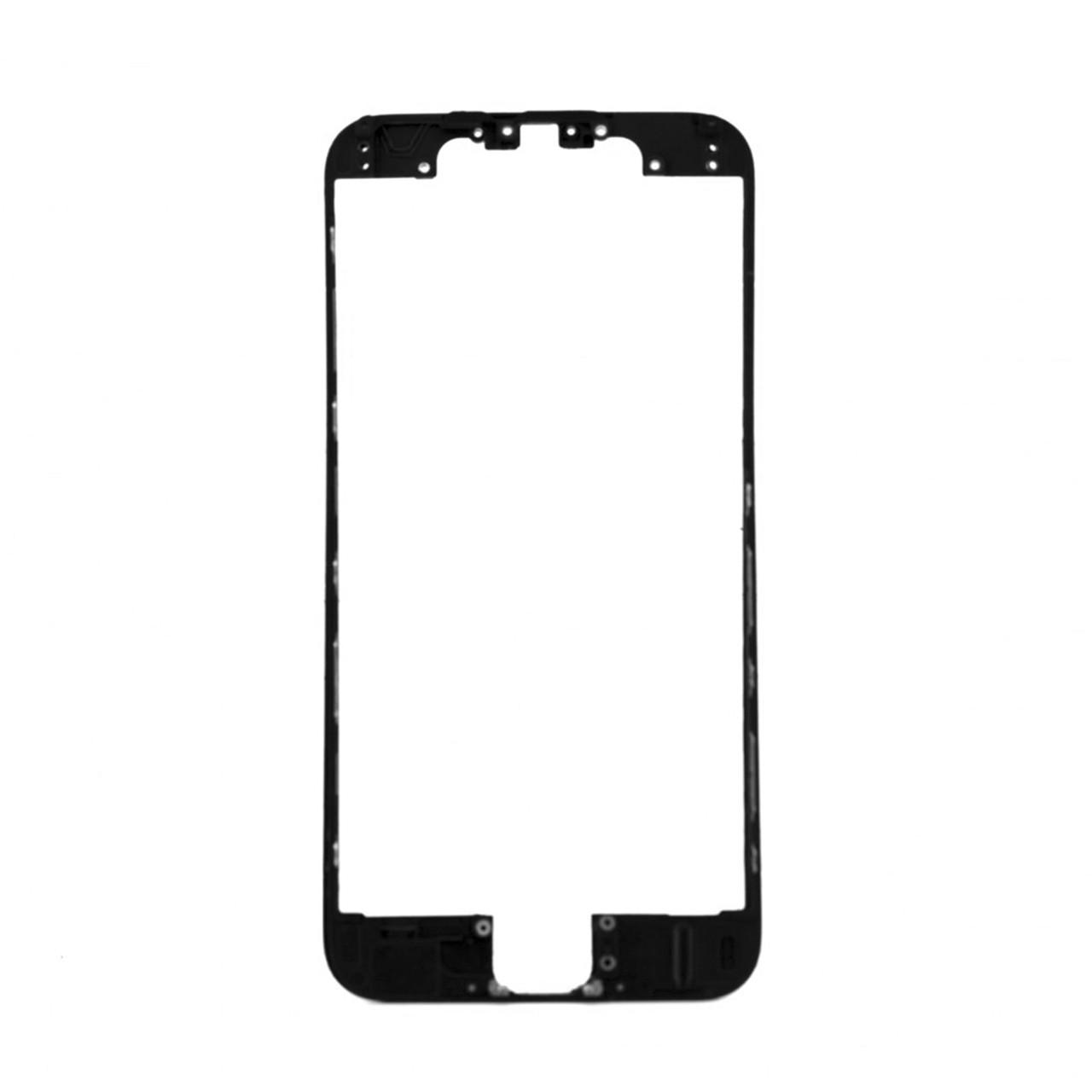 Рамка для дисплея Apple iPhone 6G AAA внутренняя пустая Black (5)