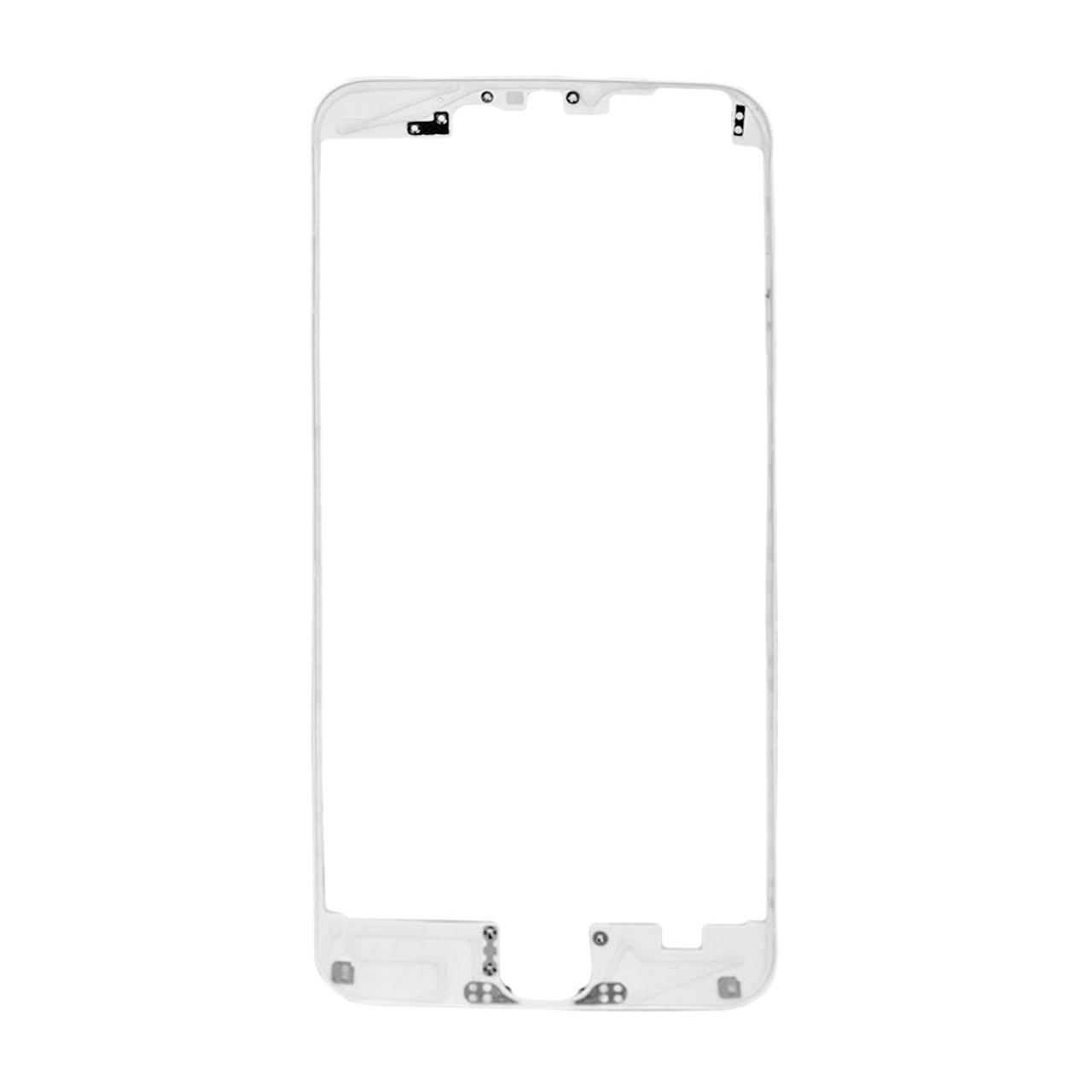 Рамка для дисплея Apple iPhone 6G Plus AAA внутренняя пустая White (10)