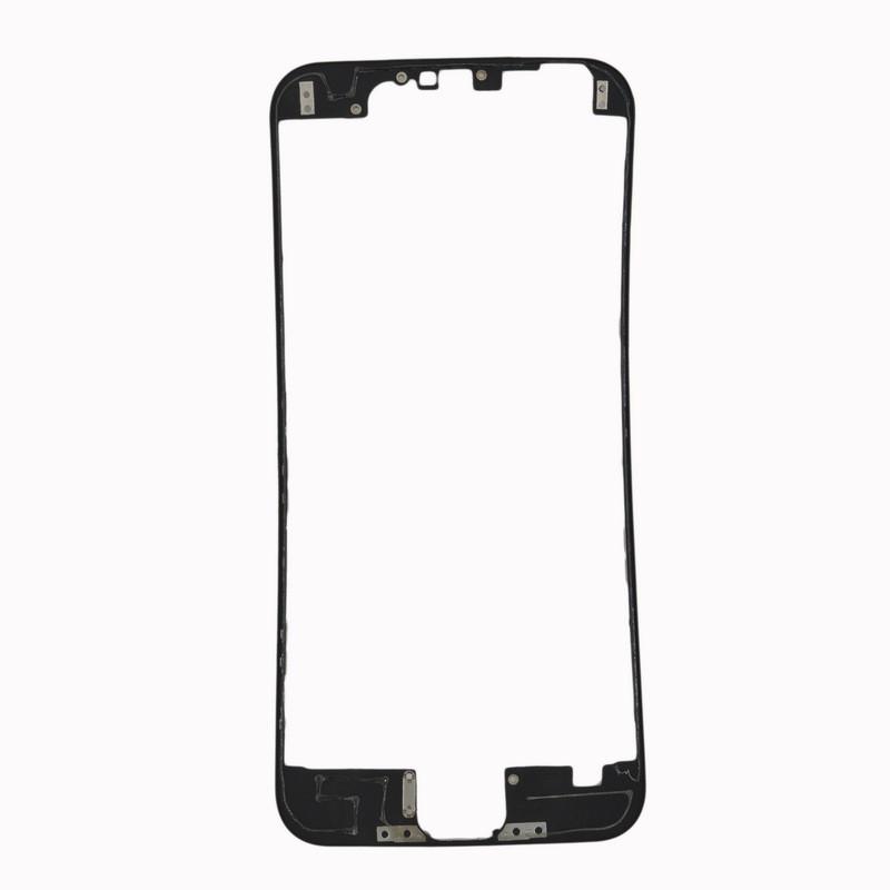 Рамка для дисплея Apple iPhone 6G внутренняя пустая Black (7)