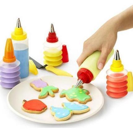 Набор для декорирования тортов и пирожных Fine Life HS-1088, фото 2