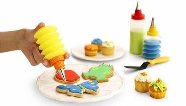 Набор для декорирования тортов и пирожных Fine Life HS-1088, фото 3