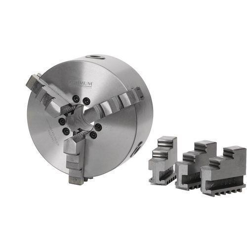 Трехкулачковый токарный патрон OPTIMUM Ø315 мм DIN ISO 702-2 № 8 (Camlock)