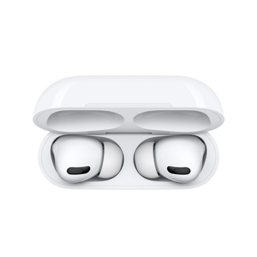 Apple AirPods Pro with Wireless Charging Case гарнитура (MWP22RU/A) - фото 4