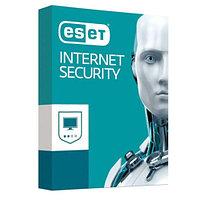 Eset Антивирус Eset NOD32 BOX Internet Security продление или новая лицензия на 1 год 3ПК антивирус