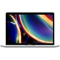 Apple MacBook Pro 13 Touch Bar 2020 Silver ноутбук (MXK62RU/A)