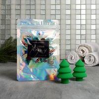 Cпонж в голографическом пакете 'Подарочек', 16 х 4 х 10 см