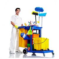 Инвентарь для уборки помещений