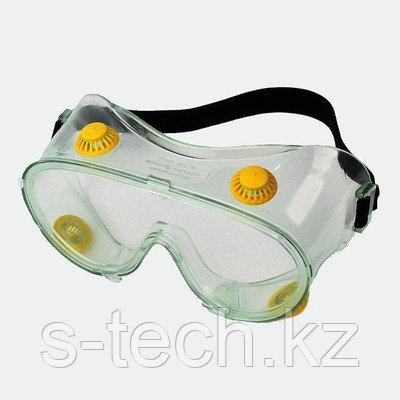 Очки закрытого типа с непрямой вентиляцией 402