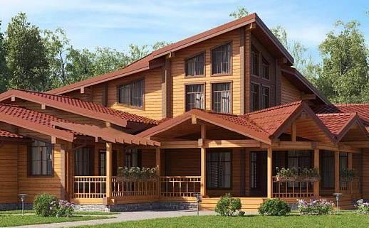 Проект дома №3324