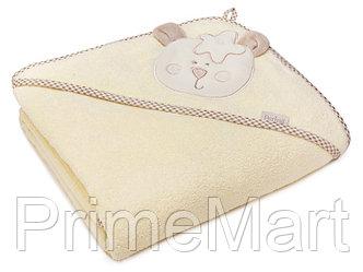 Полотенце детское т.м. Perina ПД-02.95 95х95 см Мишутка
