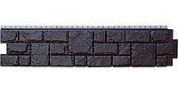 Фасадная Панель GL Екатерининский камень Уголь, Гречневый, Арабика, фото 1